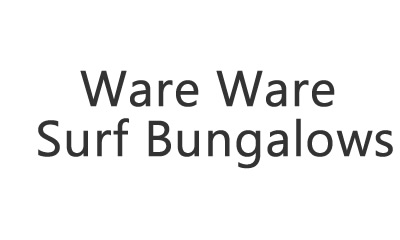 Ware Ware Surf Bungalows
